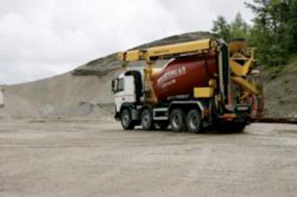 Leverte 900 kubikk betong til Hæra